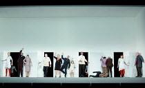 THE MARRIAGE OF FIGARO by Mozart libretto: da Ponte English translation by Jeremy Sams conductor: Kevin John Edusei set design: Johannes Schutz costumes: Astrid Klein lighting: Matthew Richardson chor...