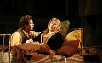 LA BOHEME   by Puccini   conductor: Philippe Jordan   director: John Copley,Marcelo Alvarez (Rodolfo), Katie Van Kooten (Mimi),The Royal Opera / Covent Garden   London WC2      23/10/2006,