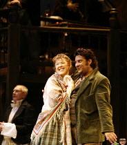 LA BOHEME   by Puccini   conductor: Philippe Jordan   director: John Copley,Katie Van Kooten (Mimi), Marcelo Alvarez (Rodolfo),The Royal Opera / Covent Garden   London WC2      23/10/2006,