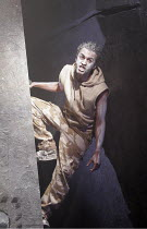 'ANTIGONE AT HELL'S MOUTH' (Nick Darke - director: Mike Shepherd),Dom Coyote Lawton (ghost of Johnny Throttle),National Youth Theatre / Soho Theatre, London W1     15/08/2005,