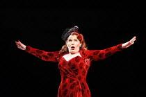 LA BOHEME   by Puccini - conductor: David Parry   director: Francesca Zambello ~Majella Cullagh (Musetta) ~Royal Albert Hall, London   23/02/2006 (cast 'A') ~(c) Donald Cooper/Photostage   photos@phot...