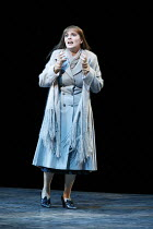 LA BOHEME   by Puccini - conductor: David Parry   director: Francesca Zambello ~Anne-Sophie Duprels (Mimi) ~Royal Albert Hall, London  23/02/2006 (cast 'A') ~(c) Donald Cooper/Photostage   photos@phot...