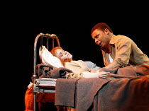 LA BOHEME   by Puccini - conductor: David Parry   director: Francesca Zambello ~Act IV - Mimi dies - Anne-Sophie Duprels (Mimi), Victor Ryan Robertson (Rodolfo) ~Royal Albert Hall, London  23/02/2006...