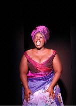 CAROLINE, OR CHANGE   book & lyrics: Tony Kushner   music: Jeanine Tesori   director: George C Wolfe,Malinda Parris (The Washing Machine),Lyttelton Theatre / National Theatre, London SE1        19/10/...