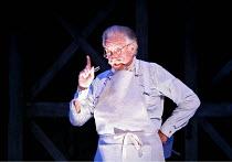CAROUSEL   music: Richard Rodgers   book & lyrics: Oscar Hammerstein II   director: Angus Jackson,Roy Dotrice (Star Keeper),Chichester Festival Theatre / West Sussex, England       12/06/2006,
