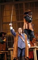 CYRANO   music: Franco Alfano   libretto: Henri Cain after Rostand   conductor: Mark Elder   director: Francesca Zambello,Placido Domingo (Cyrano),The Royal Opera / Covent Garden   London WC2        0...