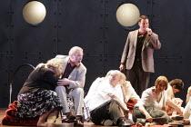 'THE DEATH OF KLINGHOFFER' (music: John Adams   libretto: Alice Goodman   conductor: Edward Gardner   director: Anthony Neilson),left: Catherine Wyn-Rogers (Marilyn Klinghoffer), Jonathan Summers (Leo...