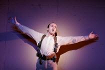 'THE DEATH OF KLINGHOFFER' (music: John Adams   libretto: Alice Goodman   conductor: Edward Gardner   director: Anthony Neilson),Oriol Ros�s (Omar),Scottish Opera production / Festival Theatre, Edinbu...