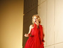 DON GIOVANNI   music: Mozart   libretto: da Ponte   conductor: Alexander Ingram   director: John Lloyd Davies,Pamela Hay (Donna Elvira),British Youth Opera / Peacock Theatre, London WC2...