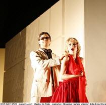 DON GIOVANNI   music: Mozart   libretto: da Ponte   conductor: Alexander Ingram   director: John Lloyd Davies,Viktor Rud (Don Giovanni), Pamela Hay (Donna Elvira),British Youth Opera / Peacock Theatre...