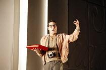 DON GIOVANNI   music: Mozart   libretto: da Ponte   conductor: Alexander Ingram   director: John Lloyd Davies,George Matheakakis (Leporello),British Youth Opera / Peacock Theatre, London WC2...