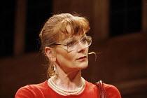 DONKEYS^ YEARS   by Michael Frayn   director: Jeremy Sams,Samantha Bond (Lady Driver, MA),Comedy Theatre / London SW1                          09/05/2006        ,