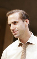 EPITAPH FOR GEORGE DILLON   by John Osborne & Anthony Creighton   director: Peter Gill,Joseph Fiennes ( George Dillon),Comedy Theatre / London SW1              27/09/2005       ,