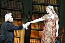 EUGENE ONEGIN   by Tchaikovsky   conductor: Philippe Jordan   director: Stephen Pimlott,III/ii - Dmitri Hvorostovsky (Eugene Onegin), Amanda Roocroft (Tatyana),The Royal Opera / Covent Garden   London...