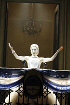 EVITA  music: Andrew Lloyd Webber  lyrics: Tim Rice  director: Michael Grandage ~~Elena Roger (Eva Peron) ~Adelphi Theatre, London WC2  21/06/2006 ~(c) Donald Cooper/Photostage   photos@photostage.co....
