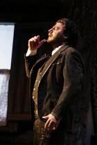 LA FANCIULLA DEL WEST   by Puccini   conductor: Antonio Pappano   director: Piero Faggioni,Jose Cura (Dick Johnson),The Royal Opera / Covent Garden   London WC2        15/09/2005,