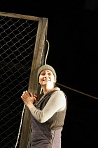 FIDELIO   music: Beethoven   libretto: Sonnleithner & Treitschke   ,conductor: Mark Elder   director: Deborah Warner,Anja Kampe (Leonore, disguised as Fidelio),Glyndebourne Festival Opera, E.Sussex, E...