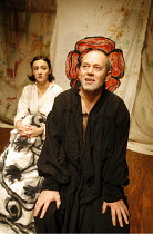 FLANDERS MARE   by Zoe Lewis   director: Alan Cox,Pandora Colin (Anne of Cleves), Keith Allen (Henry VIII),Sound Theatre, London W1                    14/10/2005,