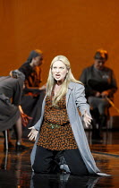 THE FLYING DUTCHMAN (Der Fliegende Hollander) by Wagner   ,conductor: Carlo Rizzi   director: David Pountney,Annalena Persson (Senta),Welsh National Opera / Wales Millennium Centre, Cardiff...