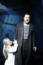 THE FLYING DUTCHMAN (Der Fliegende Hollander) by Wagner   ,conductor: Carlo Rizzi   director: David Pountney,Annalena Persson (Senta), Bryn Terfel (The Dutchman),Welsh National Opera / Wales Millenniu...