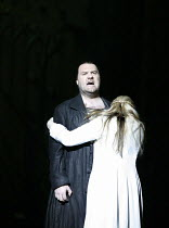 THE FLYING DUTCHMAN (Der Fliegende Hollander) by Wagner   ,conductor: Carlo Rizzi   director: David Pountney~Bryn Terfel (The Dutchman), Annalena Persson (Senta),Welsh National Opera / Wales Millenniu...