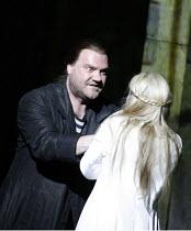 THE FLYING DUTCHMAN (Der Fliegende Hollander) by Wagner   ,conductor: Carlo Rizzi   director: David Pountney,Bryn Terfel (The Dutchman), Annalena Persson (Senta),Welsh National Opera / Wales Millenniu...