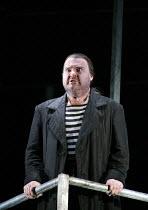 THE FLYING DUTCHMAN (Der Fliegende Hollander) by Wagner   ,conductor: Carlo Rizzi   director: David Pountney~Bryn Terfel (The Dutchman),Welsh National Opera / Wales Millennium Centre, Cardiff...