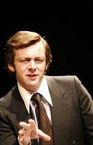 FROST/NIXON   by Peter Morgan   director: Michael Grandage,Michael Sheen (David Frost),Donmar Warehouse / London WC2                   21/08/2006,