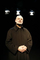 THE GRAND INQUISITOR   from 'The Brothers Karamazov' by Dostoyevsky   ,adapted by Marie Helene Estienne   director: Peter Brook,Bruce Myers (The Grand Inquisitor),BITE:06 / The Pit / Barbican Theatre,...