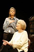 HONOUR   by Joanna Murray-Smith   director: David Grindley,l-r: Natascha McElhone (Claudia), Diana Rigg (Honor),Wyndham^s Theatre, London WC2                   14/02/2006  ,