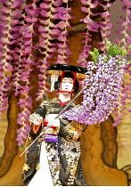 Kabuki - ^FUJI MUSUME^,Ebizo Ichikawa XI (Spirit of the Wisteria),Sadler^s Wells, London EC1         31/05/2006,