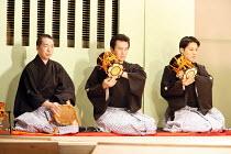 Kabuki - ^FUJI MUSUME^,musicians,Sadler^s Wells, London EC1         31/05/2006,