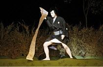 Kabuki - ^KASANE^,Ebizo Ichikawa XI (Yoemon),Sadler^s Wells, London EC1         31/05/2006,
