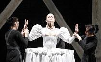 KING LEAR   by Shakespeare   director: Lev Dodin   design: David Borovsky,Elizaveta Boyarskaya (Goneril),Maly Drama Theatre of St Petersburg / BITE:06 / Barbican Theatre, London EC2   10/10/2006,