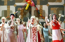 LADY MACBETH OF MTSENSK   by Shostakovich   conductor: Antonio Pappano   director: Richard Jones,guests at the wedding of Sergey & Katerina,The Royal Opera / Covent Garden   London WC2         30/09/2...