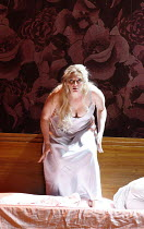 LADY MACBETH OF MTSENSK   by Shostakovich   ,conductor: Antonio Pappano   director: Richard Jones,Eva-Maria Westbroek (Katerina Ismailova),The Royal Opera / Covent Garden   London WC2         30/09/20...