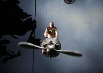 THE LINDBERGH FLIGHT / THE FLIGHT OVER THE OCEAN   music: Kurt Weill   text: Bertolt Brecht   ,conductor: Roberto Minczuk   director: Francois Girard,Charles Workman (Lindbergh),Opera National de Lyon...