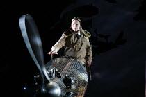 THE LINDBERGH FLIGHT / THE FLIGHT OVER THE OCEAN   music: Kurt Weill   text: Bertolt Brecht   ,conductor: Roberto Minczuk   director: Francois Girard,Charles Workman (Linbergh),Opera National de Lyon...