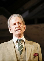 LOOK BACK IN ANGER   by John Osborne   director: Peter Gill ~Ronald Pickup (Colonel Redfern) ~Theatre Royal Bath / Bath, England  22/08/2006