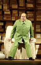 Adrian Thompson (Mao Tse-tung) in NIXON IN CHINA at English National Opera (ENO), London Coliseum, London WC2  14/06/2006~music: John Adams  libretto: Alice Goodman  conductor: Paul Daniel  set design...