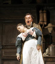 LE NOZZE DI FIGARO   (The Marriage of Figaro)   by Mozart   ,conductor: Colin Davis   original director: David McVicar   design: Tanya McCallin,Isabel Bayrakdarian (Susanna), Michael Volle (Count Alma...