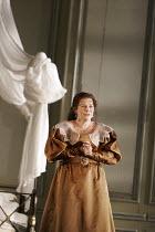 LE NOZZE DI FIGARO   (The Marriage of Figaro)   by Mozart   ,conductor: Colin Davis   original director: David McVicar   design: Tanya McCallin,Act II: Soile Isokoski (Countess Almaviva),The Royal Ope...