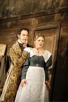 LE NOZZE DI FIGARO   (The Marriage of Figaro)   by Mozart   conductor: Antonio Pappano   ,director: David McVicar   design: Tanya McCallin,Gerald Finley (Count Almaviva), Miah Persson (Susanna),The Ro...