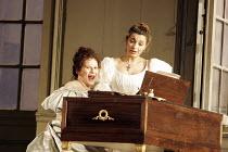 LE NOZZE DI FIGARO   (The Marriage of Figaro)   by Mozart   conductor: Colin Davis   original director: David McVicar   design: Tanya McCallin,l-r: Soile Isokoski (Countess Almaviva), Isabel Bayrakdar...