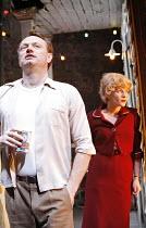 PERIOD OF ADJUSTMENT   by Tennessee Williams   director: Howard Davies,Jared Harris (Ralph Bates), Lisa Dillon (Isabel Haverstick),Almeida Theatre, London N1                              16/03/2006,