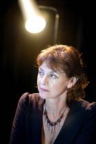 PHAEDRA'S LOVE  by Sarah Kane   director: Anne Tipton ~Diana Kent (Phaedra)~Bristol Old Vic Studio, Bristol, England  24/10/2005