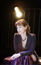 PHAEDRA'S LOVE  by Sarah Kane   director: Anne Tipton ~Diana Kent (Phaedra)~Bristol Old Vic Studio, Bristol, England  24/10/2005,