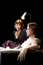 PHAEDRA'S LOVE  by Sarah Kane   director: Anne Tipton ~Diana Kent (Phaedra), Laurence Penry-Jones (Hippolytus)~Bristol Old Vic Studio, Bristol, England  24/10/2005
