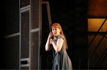 RIGOLETTO   by Verdi   conductor: Alexander Briger   original director: Jonathan Miller,Act I/ii: Judith Howarth (Gilda),English National Opera / London Coliseum                       09/02/2006,