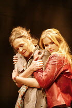 ROCK ^N^ ROLL   by Tom Stoppard   director: Trevor Nunn,l-r: Sinead Cusack (Eleanor), Alice Eve (Esme),Jerwood Theatre Downstairs / Royal Court Theatre, London SW1        14/06/2006,